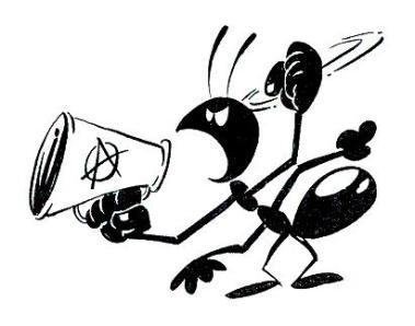 Resultado de imagen de hormiga anarquista