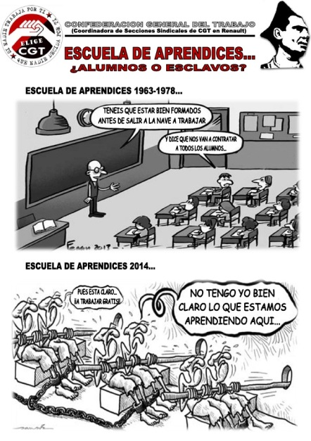 ESCUELA DE aprendices